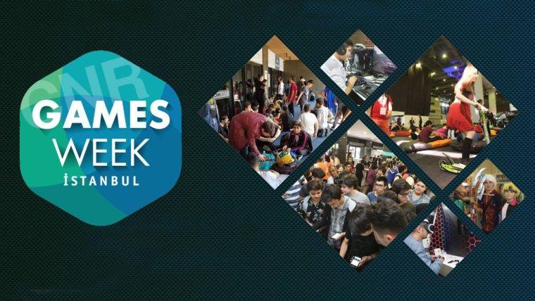 Games Week 2018 oyun fuarında neler var?