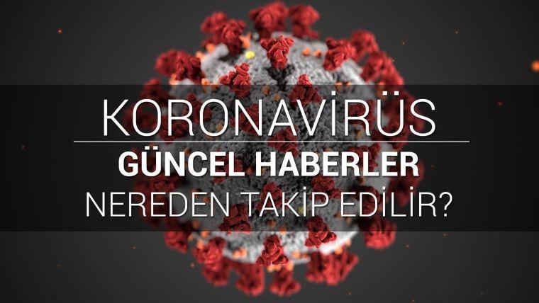 Koronavirüs haberleri için en güzel kaynaklar