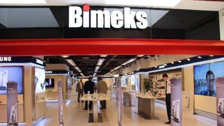Teknoloji ürünleri satan Bimeks iflas etti