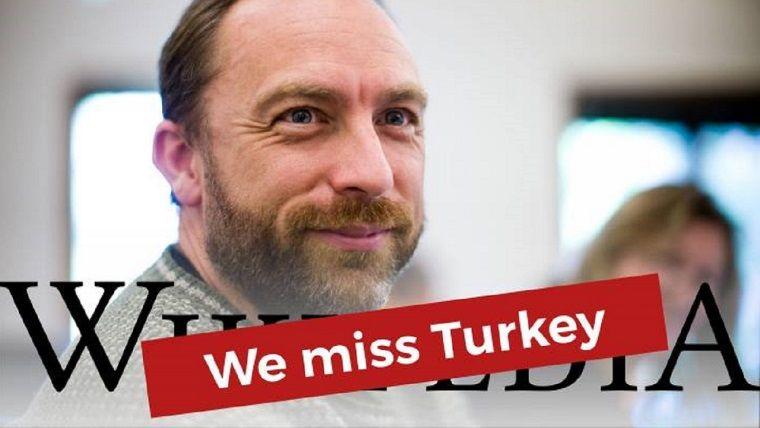 Wikipedia, 'Türkiye'yi Özledik' isimli bir kampanya başlattı