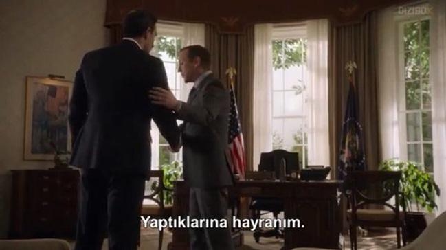 Designated Survivor dizisindeki 'Türkiye'de Darbe' büyük tepki çekti