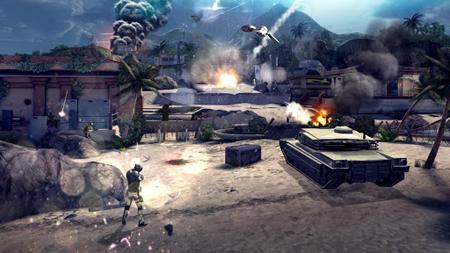 Modern Combat 4: Zero Hour Google Play'de