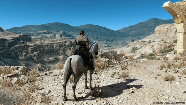 Metal Gear Solid 5: The Phantom Pain'de aylaklık yasak!