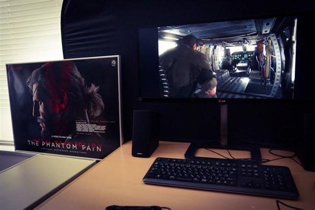 MGS V: The Phantom Pain'in yapım aşamasından görüntüler yayınlandı!