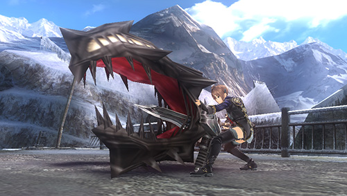 God Eater 2 ile hem aksiyon hem de role-play