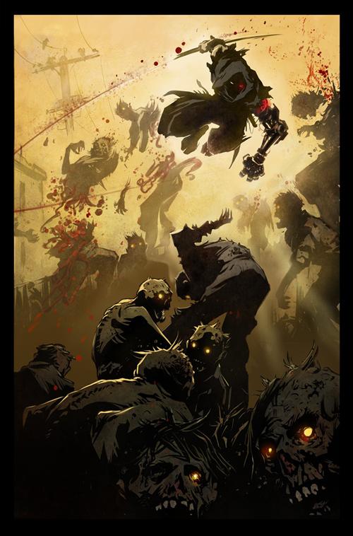 Yaiba: Ninja Gaiden Z için yeni görüntüler