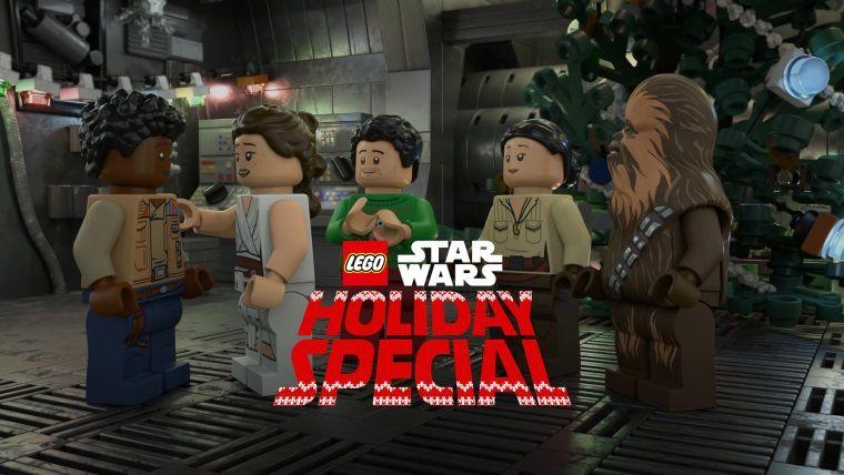 Disney yapımı LEGO Star Wars Holiday Special'ın fragmanı yayınlandı