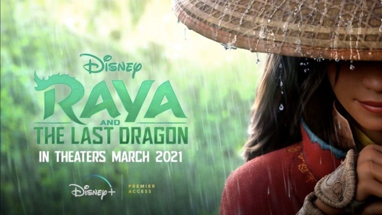 Raya ve Son Ejderha'nın yeni fragmanı yayınlandı