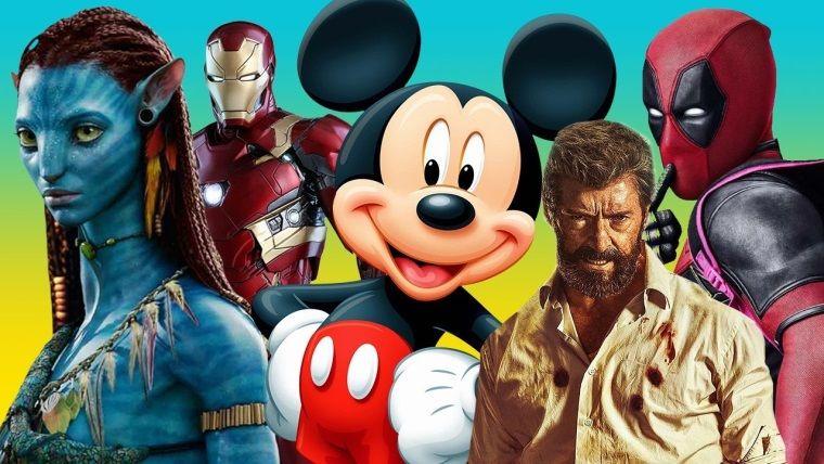 Disney'in Fox'u satın almasından sonra eline aldığı film hakları