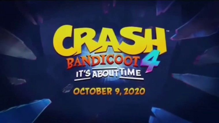 Crash Bandicoot 4: It's About Time sızdırıldı