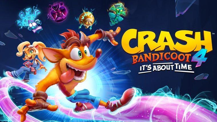 Crash Bandicoot 4 oyununun PC sürümü gelebilir