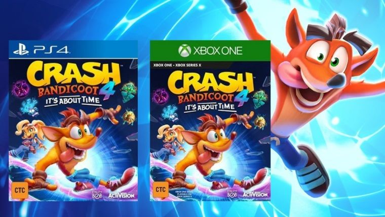 Crash Bandicoot 4, 100'den fazla seviyeye sahip olacak