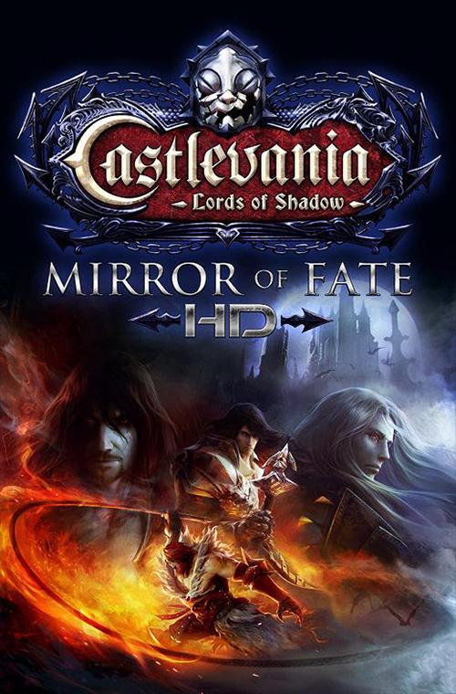 Castlevania'nın Mirror of Fate'i düzenleniyor