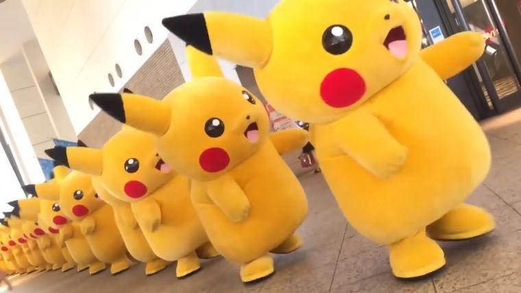 Pikachu'nun ait olduğu Pokemon türü aslında çok farklıymış