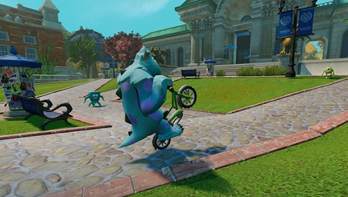 Disney Infinity ile Monsters University'yi kontrol edin
