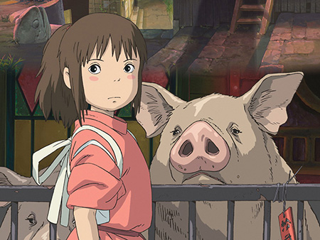 Anime & Manga #13 Spirited Away