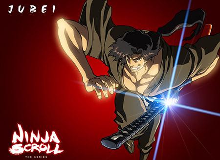 Anime ve Manga #28 Ninja Scroll (+18)