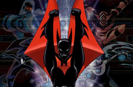 Anime ve Manga #5 Batman Beyond