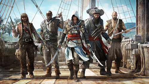 Assassin's Creed 4'ün PC'de pek önemi yok!