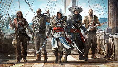 Assassin's Creed 4'ün multiplayerı açık!