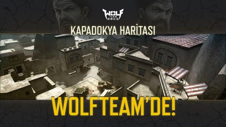 Wolfteam'e Kapadokya Haritası ve yeni karakterler eklendi