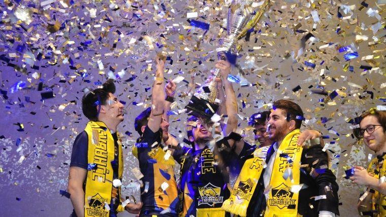 Wolfteam Türkiye Kupası Şampiyonu 1907 Fenerbahçe oldu!