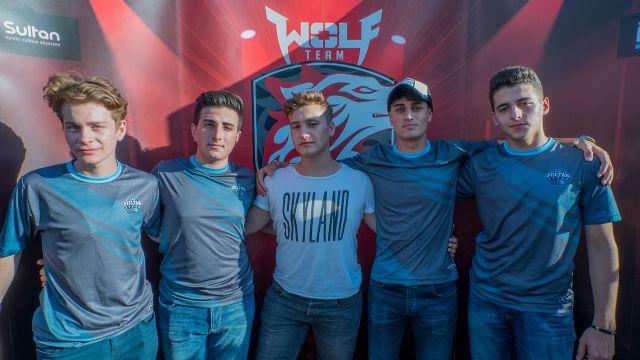 Wolfcity Antalya'da şampiyon Game Sultan Esports oldu