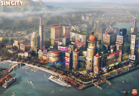SimCity'ye 3.0 güncellemesi geldi!