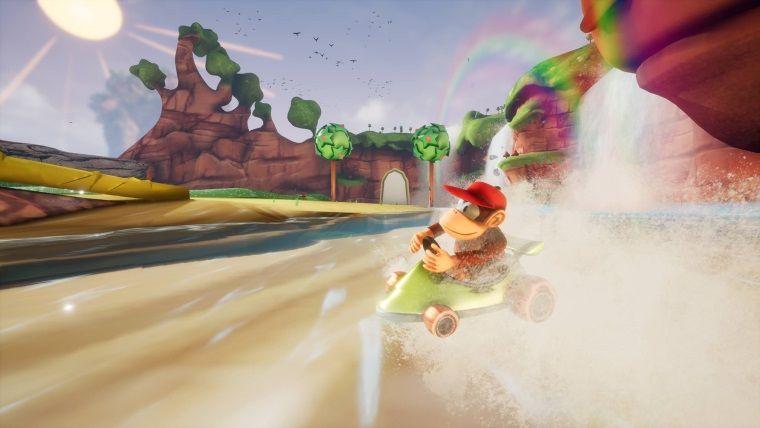 Diddy Kong Racing Unreal Engine'e uyarlandı