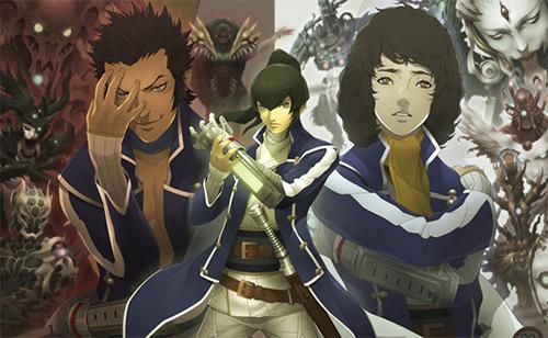 Shin Megami Tensei IV için yepyeni görüntüler
