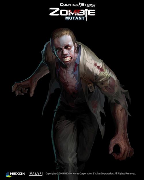 Counter-Strike Online güncellemesi, Zombilerin İkinci Bölümü: The Mutation