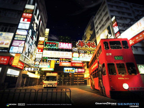 Counter-Strike Online'dan yeni haritalar: Hong Kong ve Siena