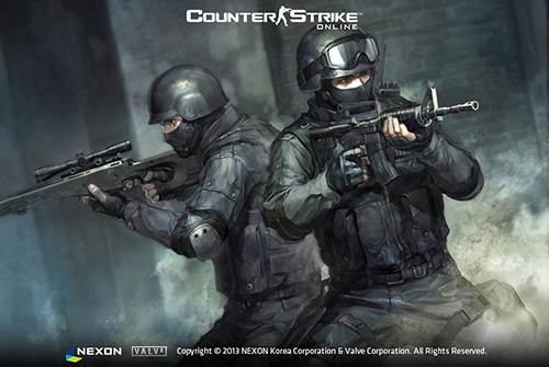 Counter-Strike Online Beta testi başlıyor!
