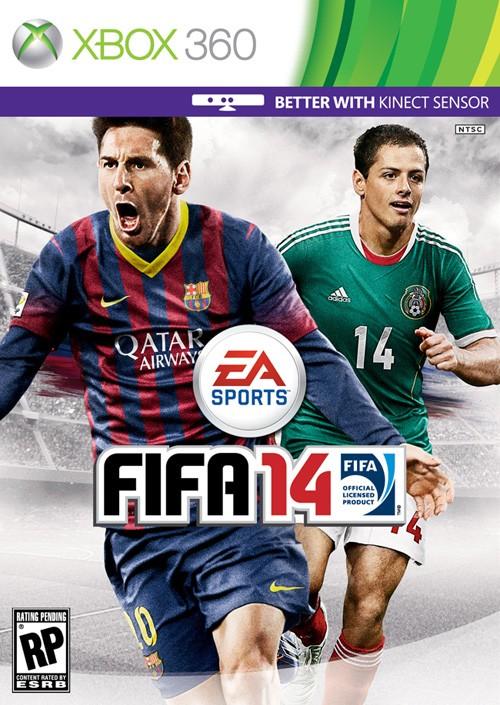 FIFA 14'ün Kuzey Amerika kapak yıldızı belli