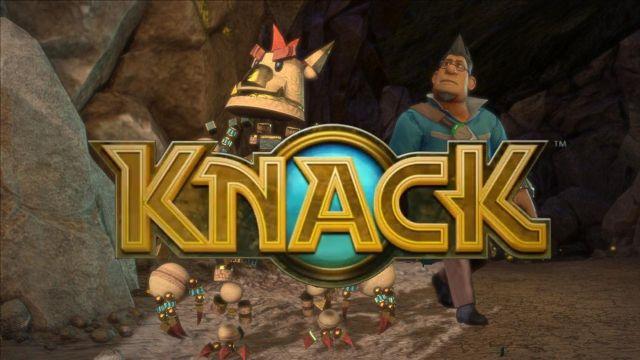 Knack II'nin yapım aşamasında olduğu ortaya çıktı