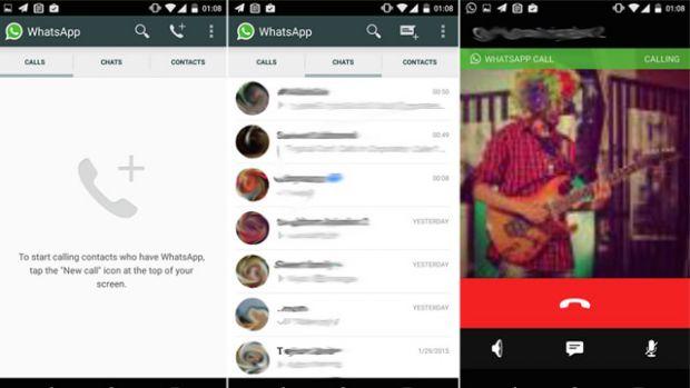 WhatsApp'ın sesli görüşme özelliği ilk olarak Reddit'te görüldü!