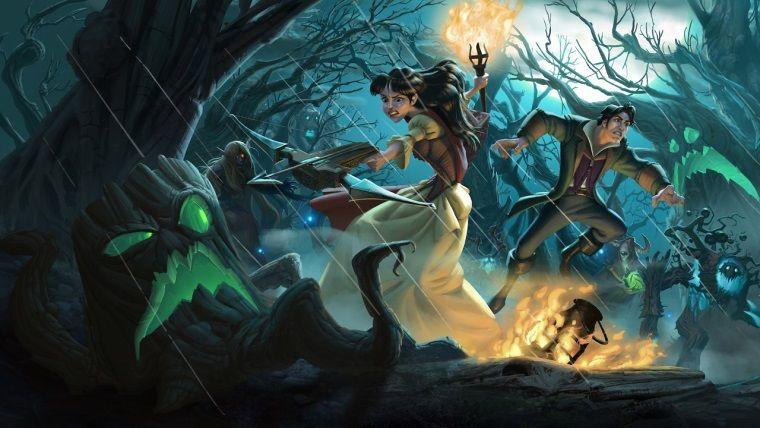Heartstone'un yeni eklenti paketi The Witchwood duyuruldu