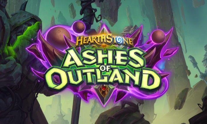 4 Kişiye Hearthstone: Ashes of Outland paketi hediye ediyoruz