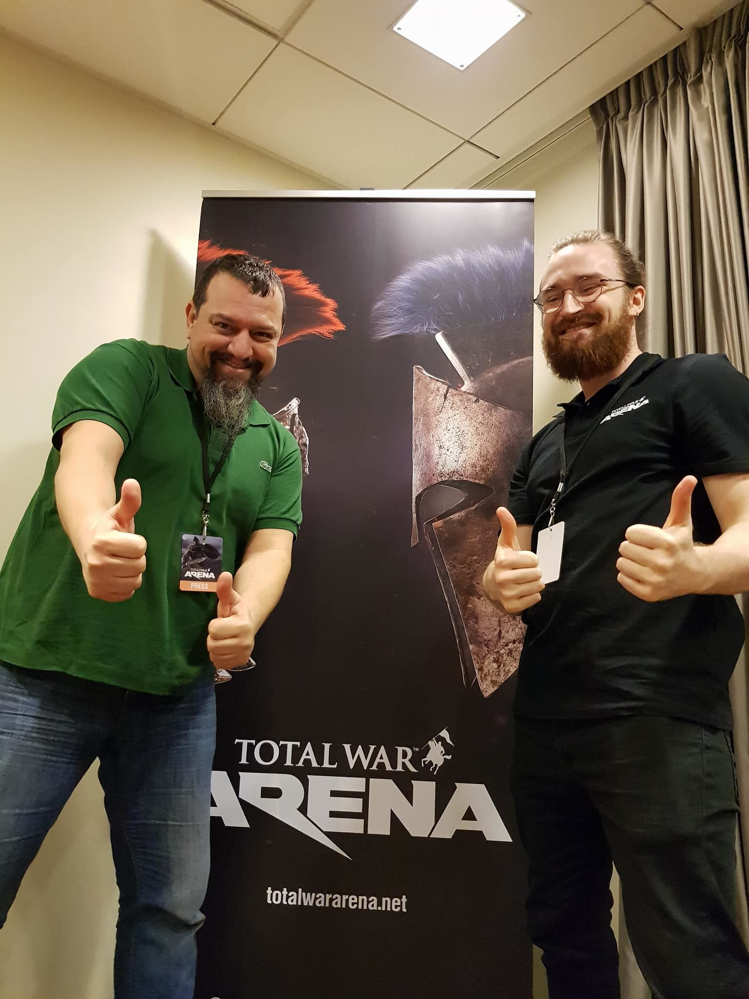 Total War: Arena ekibinden David Petry ile konuştuk
