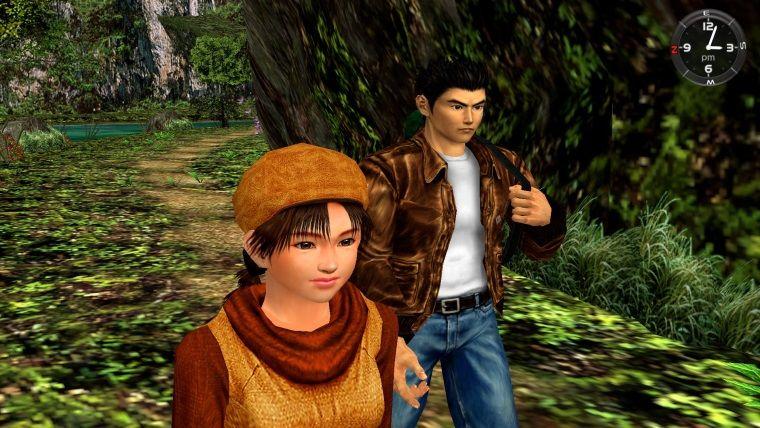 Dreamcast efsanesi Shenmue 1 ve 2 yenilenmiş olarak geri dönüyor