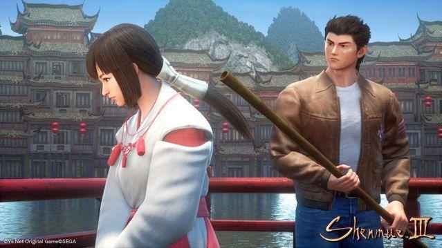 Shenmue III'ün yeni karakterleri adına görseller yayınlandı