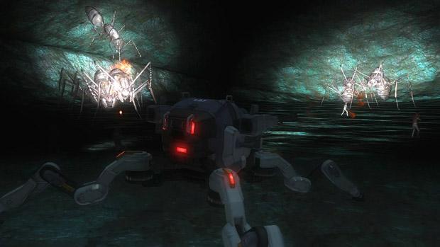 Earth Defense Force 4.1 için yeni görseller yayınlandı