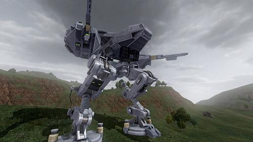 Earth Defense Force 2025'ten son görüntüler