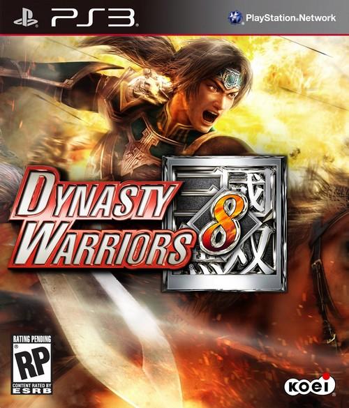 Dynasty Warriors 8'in PS4/Vita çıkış tarihi belli