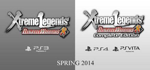 Dynasty Warriors 8 grafiklerini iyileştiriyor-muş