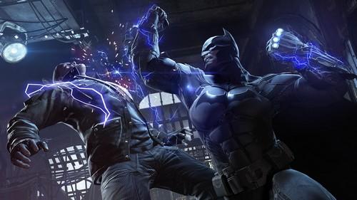 Arkham Origins'ten çıkışa özel görüntüler