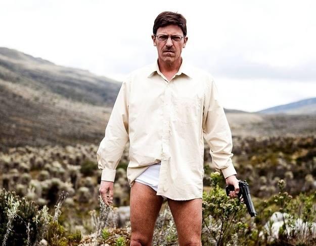 Kolombiyalı Breaking Bad geliyor!