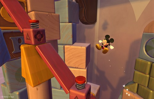 Castle of Illusion alana oyunun aslı bedava!