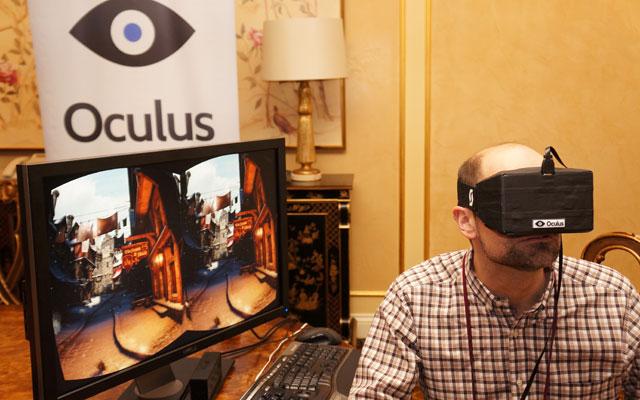 Oculus Rift ekibi genişleyecek