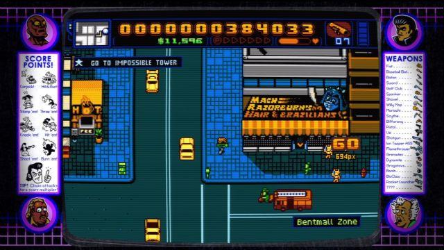 Retro City Rampage, MS-DOS'a geliyor(!)